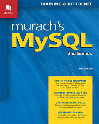home college just published MySQL
